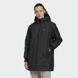 Reversible Boa Insulated Jacket