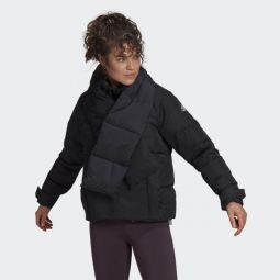 Glam On Puffer Down Jacket