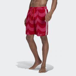Marimekko Classic-Length Graphic Swim Shorts