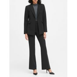 Sculpted-Fit Washable Blazer
