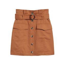 Paperbag Utility Skirt