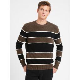 Rugby Stripe Sweater