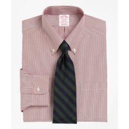 Men's Striped Dress Shirt   Brooks Brothers