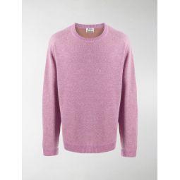Acne Studios round neck sweater purple