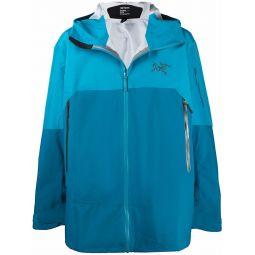 Arcteryx Rush jacket blue