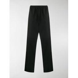 Sale Balenciaga oversized track pants black