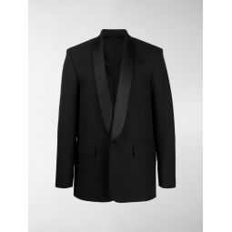 Sale Balenciaga seamless tuxedo blazer