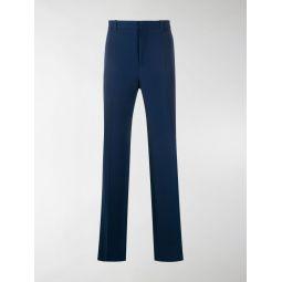 Sale Balenciaga tailored straight-leg trousers blue