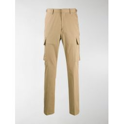 Sale Burberry twill cargo trousers neutrals