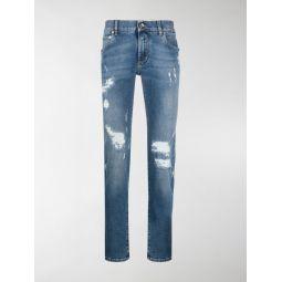 Dolce & Gabbana skinny-fit jeans blue