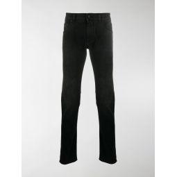 Dolce & Gabbana slim-fit jeans black