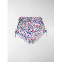 Sale Isabel Marant Nelaris bikini bottoms blue