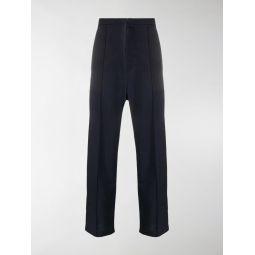 Sale Maison Margiela darted drawstring pants blue