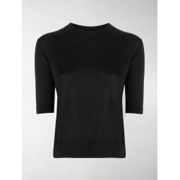 Marni knitted top black
