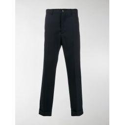 Marni straight-leg trousers blue
