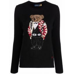 Polo Ralph Lauren Polo Bear jumper black