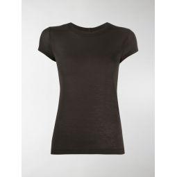 Rick Owens plain crew neck T-Shirt brown
