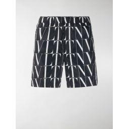 Valentino VLTN swim shorts black