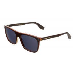 Marc Jacobs Brown Square MARC393S 009Q Sunglasses