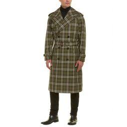 Burberry Reversible Tropical Gabardine Coat