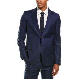 Gucci 2Pc Wool-Blend Suit