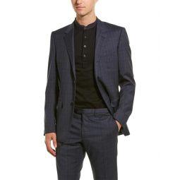 Lanvin 2Pc Evolution Wool Suit