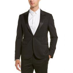 Lanvin Soir Slim Fit Silk-Blend Jacket