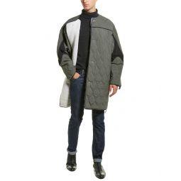 Lanvin Wadded Coat