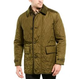 Burberry Wool & Cashmere-Blend Jacket