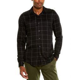 Reiss Dustin Slim Fit Woven Shirt