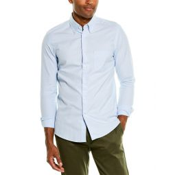 Reiss Ainsele Slim Fit Woven Shirt