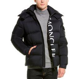 Moncler Logo Quilted Jacket