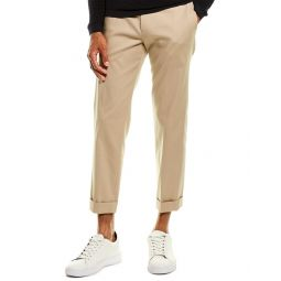Theory High-Waist Tapered Pant