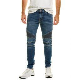 Hudson Jeans Ethan Sawyer Biker Jean