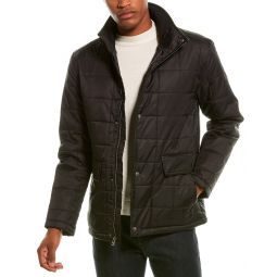 Cole Haan Signature Box Quilted Jacket