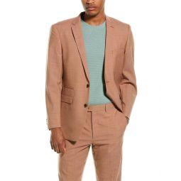 Vince Camuto 2Pc Slim Fit Wool-Blend Suit