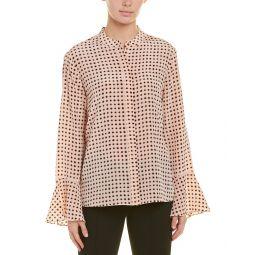 Donna Karan New York Silk Shirt