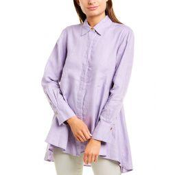 Donna Karan New York Linen Shirt