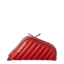 Balenciaga Car Leather Clutch