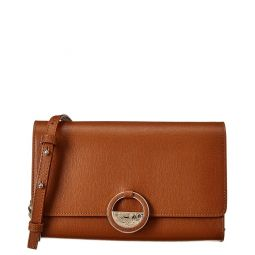 Versace Collection Leather Clutch