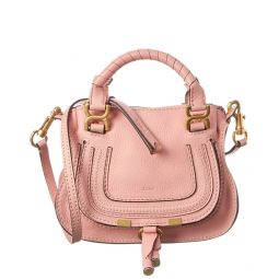 Chloe Marcie Mini Leather Satchel