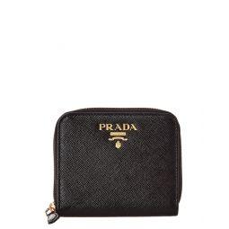 Prada Small Saffiano Leather Card Case