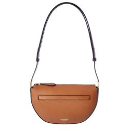 Burberry Olympia Mini Leather Shoulder Bag