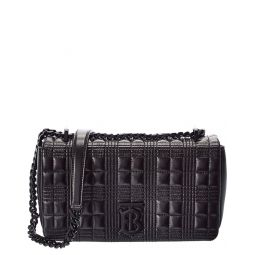 Burberry Lola Small Leather Shoulder Bag