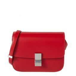 Celine Medium Classic Leather Shoulder Bag