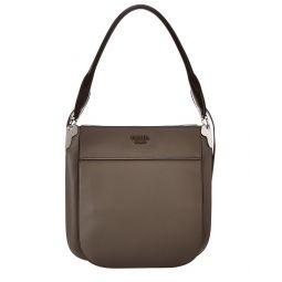 Prada Margit Medium Leather Shoulder Bag