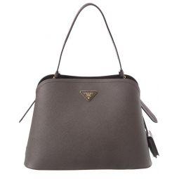 Prada Matinee Saffiano Leather Shoulder Bag