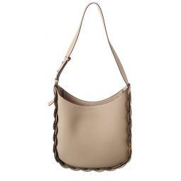 Chloe Darryl Medium Smooth Leather Hobo Bag