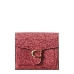Coach Tabby Small Leather Wallet