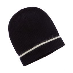 Marni Ribbed Wool & Mohair-Blend Hat